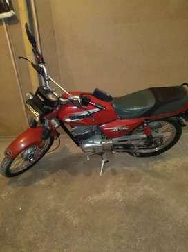 Moto AX 115 , Exelente Estado 2004
