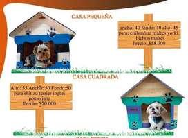 Casas para perros!!