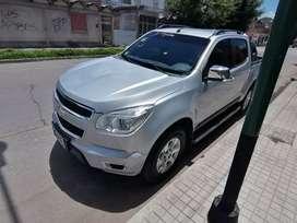 Chevrolet s10 ltz 4x4 automatica cuero