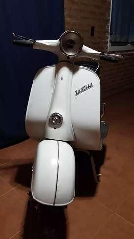 VENDO MOTONETA ZANELLA 1966
