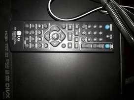 DVD LG Con control