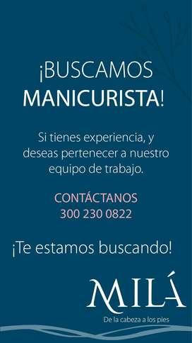 BUSCAMOS MANICURISTA