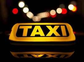 Se necesita conductor  taxi Bogotá