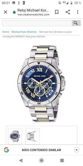 Reloj Michael Kors original 8437