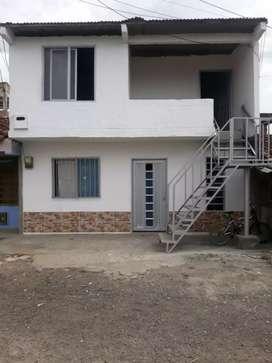 se vende  casa en zarzal  valle barrio el acerrio ciudad  kennedy dos plantas  individuales