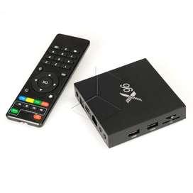 tv box 96. de 4 gb el mejor y mas rápido de todos