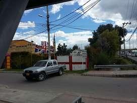 Se vende predio vía Bogotá - Mosquera