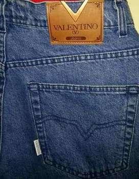 Jeans Valentino Original Unisex Argentina 42/44 Europa 34