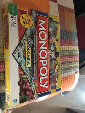 Monopoly colombia