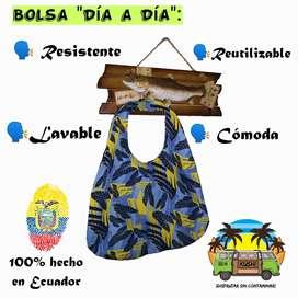 """Bolsa """"Día a Día"""""""