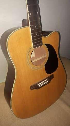 Guitarra Folk Greko Española