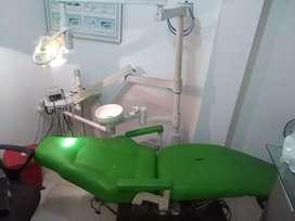 se cambia silla odontológica de segunda