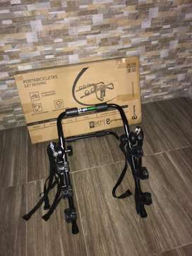 Porta bicicletas para auto