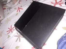 PS4 en buen estado solamente la consola