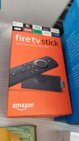 Amazon fire stick - convertidor a Smart Tv