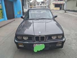 SE VENDE BMW COUPE 87 '