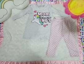 Conjunto my little pony 18-24 meses