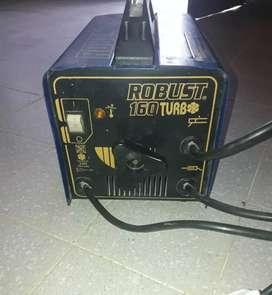 Máquina de soldar robust 160 turbo