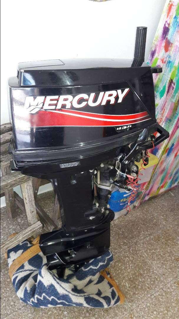 Motor mercury 0