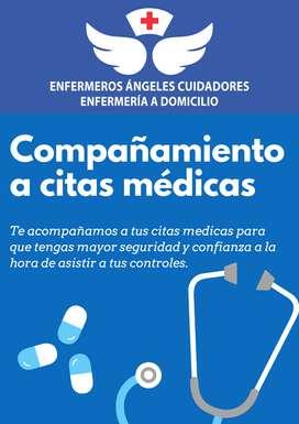 acompañamiento a citas medicas