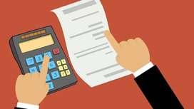 Auxiliar contable e Impuestos