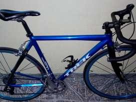 Bicicleta ruta vendo o cambio por otra de mayor valor