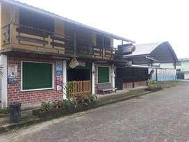 Se vende  hermosa casa por motivos económicos  en  el cantón santa clara en  Pastaza