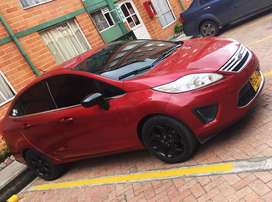 Ford Fiesta 1.6 Mt