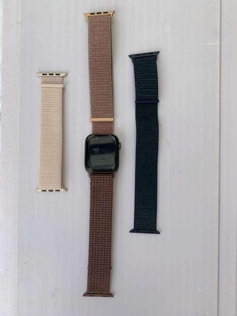 Brazalette Reloj Apple Iwatch correa Sport Loo Nylon