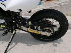 Vendo Moto Yamaha XTZ 250 - 2015