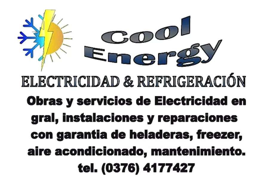 Instalación de AA y electricidad 0