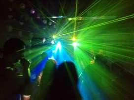 servicio de dj sonido iluminación