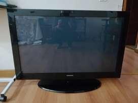 "Televisor 42"" samsung plasma"
