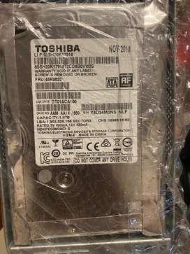 DISCO DURO DE 1tb PARA PC TOSHIBA NUEVO