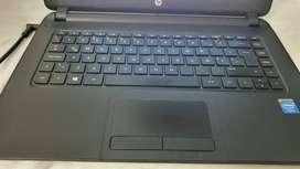 Vendo portatil HP