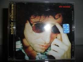 Andrés Calamaro alta suciedad cd original