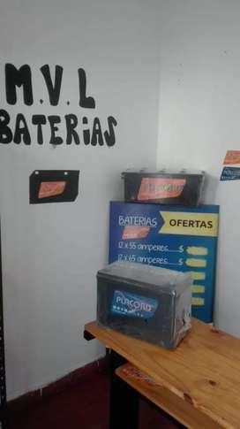 Vendo Baterias nuevas las mejores marcas con garantías reales... consulta por la tuya...