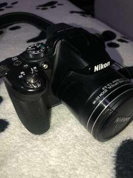 Vendo camara Nikon