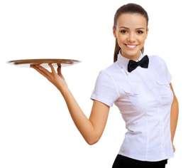 MESERA y/o Auxiliar de Cocina