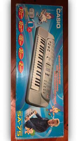 Órgano Casio SA-75