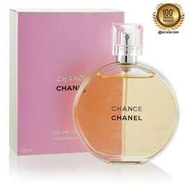Perfume Chance De Chanel Clásico Mujer 100 Ml Original Sellado