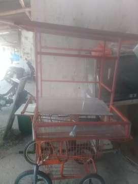 carrito para jugos