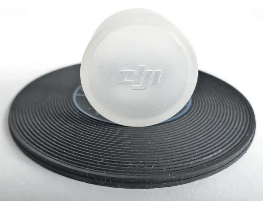 Tapa protectora cámara para drone Dji Phantom 3 original 0