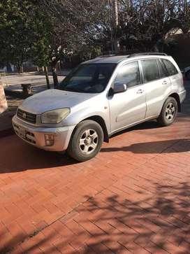 Toyota Rav4 2001 4x2 Nafta