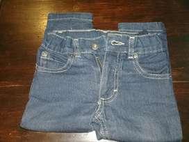 Jeans Cheeky L de 9 a 12 Meses