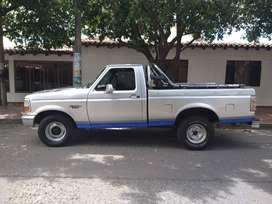Camioneta Ford 150 Ganga
