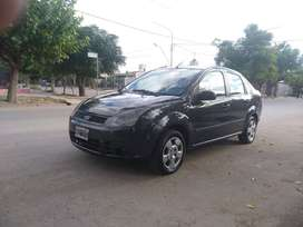 Fiesta Max 2007. GNC. Impecable