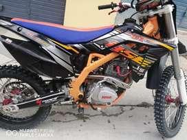 Se vende moto bosuer 250CC xpro
