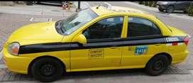 Se Requiere Chofer Profesional para Taxi Ejecutivo Amarillo