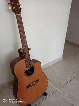 Vendo guitarra Grazia 115EQ